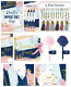 PAINT THE TOWN COLLECTION - Stationery Home School Office Supplies Gifts {Anker}