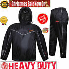 SAUNA SWEAT Track Suit to Lose WEIGHT Gym FITNESS Men Women MMA FIGHT BOXING Exe