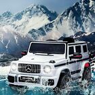 12V Licensed Mercedes Benz AMG G63 Ride On Car with Remote Control for Kids MP3