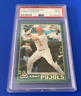 2001 ALBERT PUJOLS ROOKIE CARD TOPPS CHROME  CARD NO:596 PSA 9 MINT CONDITION