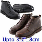 "HEIGHT INCREASING ELEVATOR SHOES_2.8"" to 3.8""/ 9.5cm_EU"