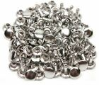 LEATHERCRAFT STEEL DOUBLE CAP RIVETS 3 SIZES