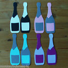 Party Die Cuts - Champagne Bottle - Wedding, Party etc.