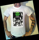 NIGHT OF THE LIVING DEAD Horror Film T-Shirt (9 Sizes)
