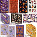 Collection of HALLOWEEN STICKERS Party Supplies Favors dora spongebob pooh