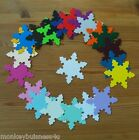 Christmas Die Cuts - Snowflake - Bumper Pack - Topper - Place Cards - Kids - ags