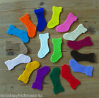 Felt Die Cuts - Christmas Stocking - Cardmaking - Crafts - Topper - Applique