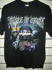 Music Tee CRADLE OF FILTH - GODSPEED FREAK