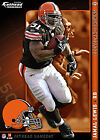 NFL Cleveland Browns AFC North FATHEAD Tradeables ~ collectible cards wall decal