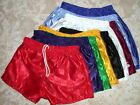 New Nylon Checkerboard Soccer Short  Long Leg Short 8 Colours Size 2 to Size 26