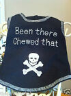 """Been There Chewed That"" Unisex Cotton Blend Dog Tank Shirt Tee by PamperMe"