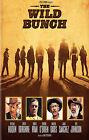 THE WILD BUNCH Movie Poster RARE Western