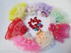 RETAIL PACK OF 24 x SMALL DOLL SHELLY SIZED DRESSES & SHOES CLOTHING UK SELLER