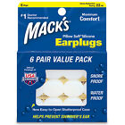 Mack's (Macks) Pillow Soft Silicone Ear Plugs