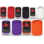 FOR BLACKBERRY CURVE 8520 / 9300 3G  SILICONE RUBBER GEL MOBILE PHONE CASE COVER