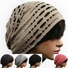 Unisex chic Summer BEANIE for men  women slouchy top Hats skull best Cap New gm2