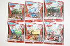 DISNEY CARS 2 CHARACTER DIECAST ASSORTMENT * METALLIC DECO * KMART IMPORTS 1:55,