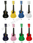 **BUGS GEAR SOPRANO UKULELE W/BAG - VARIOUS COLORS! - FREE SHIPPING **
