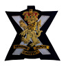 More images of Royal Regiment of Scotland Wire Embroidered Bullion Blazer Badge - British Army