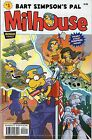 MILHOUSE COMICS 2012 - Simpsons + Extra Sticker: THRILLHOUSE