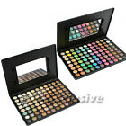 88 Colours Eyeshadow Eye Shadow Palette Makeup Kit Set Make Up With Case Mirror