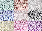 325 Self Adhesive DIAMANTE Stick on Rhinestone Gems 4 Craft, Vajazzle, Wedding