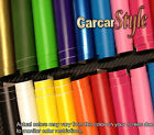【MATT】Vehicle Wrap Vinyl【5 Meter x 1.52 Meter】ALL COLOURS Air /bubble Free 4 CAR