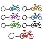Bike Keyring - Metal Bicycle Keychain