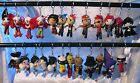 VOODOO DOLL Keyring Keychain Charm ☆ Scary Creepy String Doll Characters *Choose