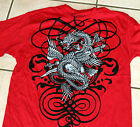 Verse Winger Serpent RED Adult Shirt  tattoo miami ink