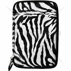 Leopard Zebra Animal Fun Fur Cover Case Protector for Toshiba Thrive Tablet