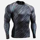 FIXGEAR Compression Base layer skin tight under running training shirt CFL_67