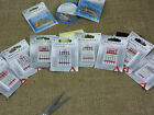 Sewing Machine Needles | Quilting, Jeans, Ballpoint, Universal 70,80,90,100