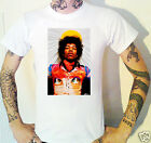 Jimi Hendrix Vintage Photo T-Shirt New! Psychedelic Sixties Experience