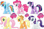 MY LITTLE PONY STICKER WALL DECAL OR IRON ON TRANSFER T-SHIRT FABRICS
