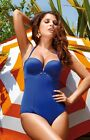 """Gossard EGOBOOST SWIMSUIT with Removable Air Filled """"Lifebuoys"""" and Padding"""