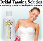 Siennasol Bridal Tan for Brides Clear Pro Use Airbrush HVLP Spray Tan Solution