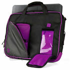 Nylon Messenger Carry Shoulder Cover Bag Case for Barnes Noble Nook HD+ Plus 8.9