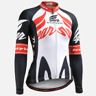 FIXGEAR CS_W1201 Women's Long Sleeve Cycling Jersey Road Bike Shirt Bicycle wear