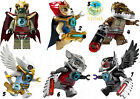 CHIMA LEGO IRON ON TRANSFER T-SHIRT OR STICKER WALL DECO LENNOX LONGTOOTH lot L