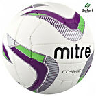 Mitre Cosmic Football - Foot Ball White Size 3/4 /5 Indoor/ Outdoor Astro/Grass