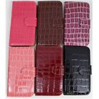 Crocodile PU Leather Flip Wallet Case Cover for Samsung Galaxy S3 I9300