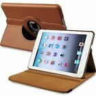 360 Degree Rotating Leather case+ Stylus pen+Screen Protector for i pad mini.