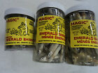 Emerald Shiners Sm, Med, Lg. Preserved minnows in jar. Magic brand fishing