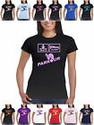 Parkour T Shirt Free Running Womans Girls Ladies PK FR available in 20 sizes