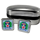 Hampshire Constabulary Cufflinks & Box