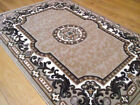 Traditional Design Rugs Floral Mat Wine,Beige,Black Chinese Pattern Cheap New