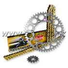 HUSABERG FX450 FX 450 2010 - 2012 THC CHAIN AND RENTHAL SPROCKET KIT