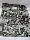 40+ TOP QUALITY FASHION CATWALK MAGAZINE ARTY PRINT CARRIER BAGS SHOPS: 3 SIZES