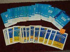 Mansfield Town home programmes 1960's #1